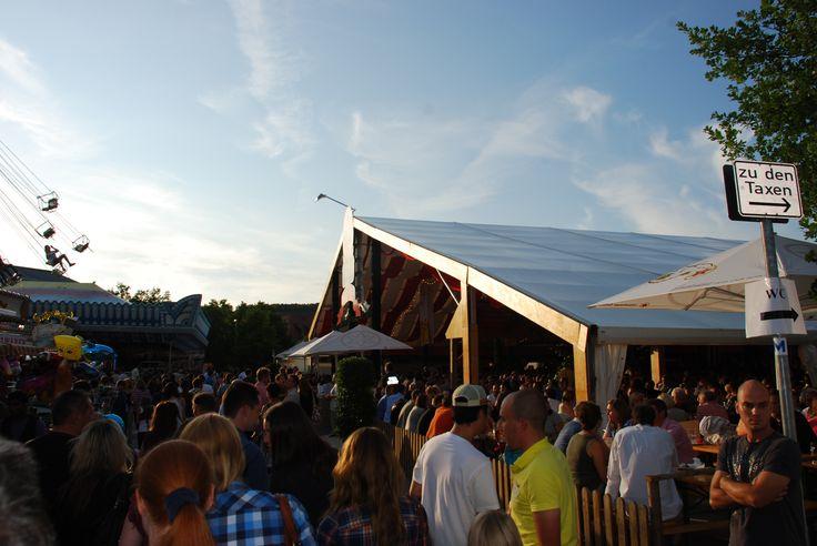 Kiliani Volksfest, Würzburg