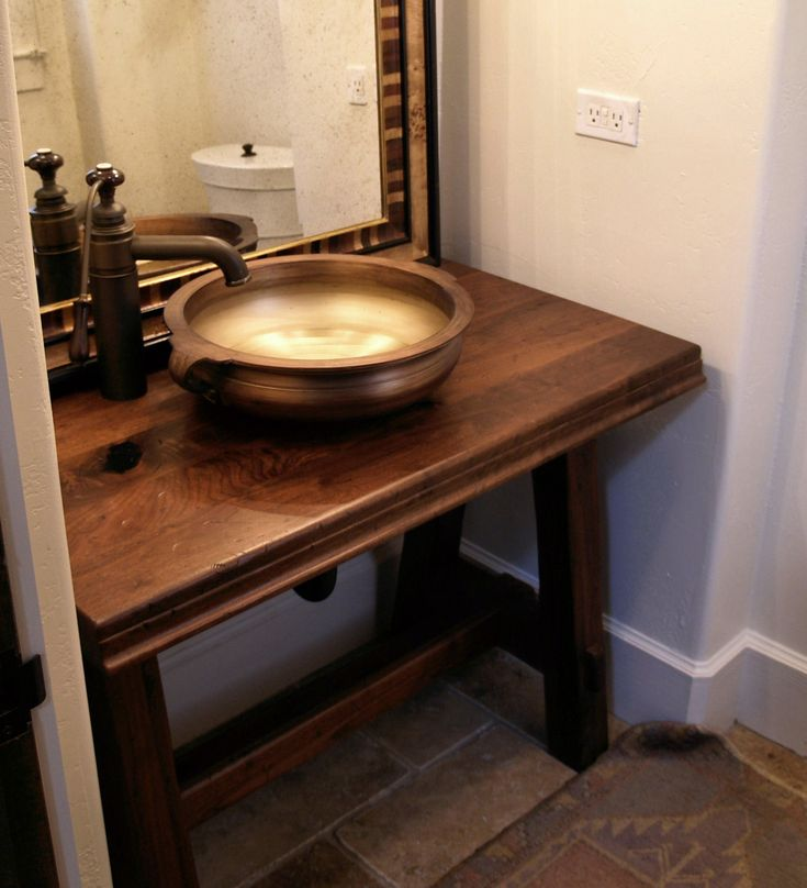 butcher block bathroom sink 7 best wood countertop images on bathroom 17564