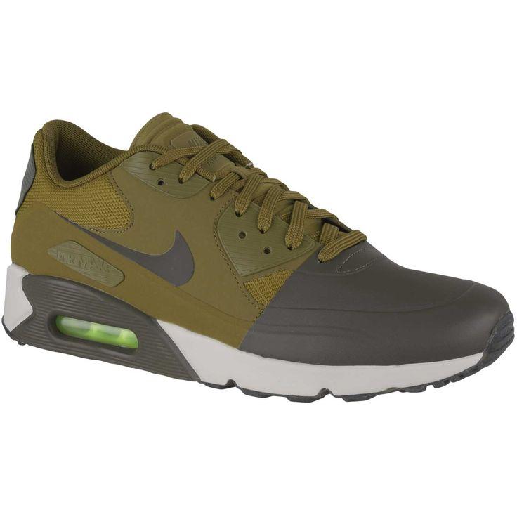 Zapatilla de Hombre Nike Olivo / Blanco air max 90 ultra 2.0 se