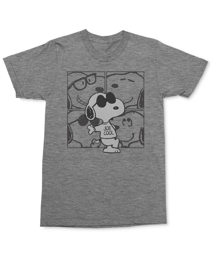 Mighty Fine Men's Snoopy T-Shirt