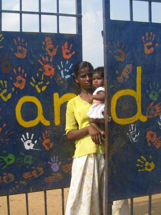 Leaving Love and Care orphanage, Madurai, India
