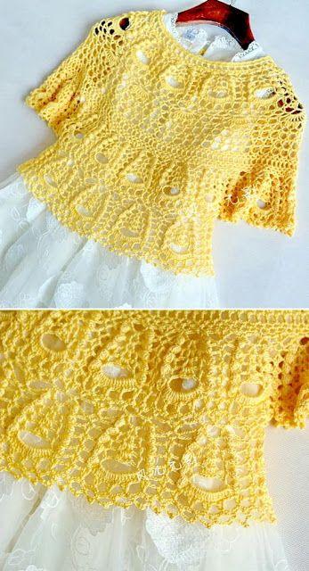 Crochet Sweaters: Crochet Pattern OF Gorgeous Poncho Sweater