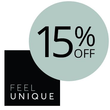 Click my link to receive 15% off your first order at Feelunique, official stockist to over 500 of the world's leading beauty and grooming brands. You're welcome!