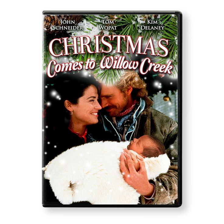 Christmas Comes To Willow Creek Hallmark Channel DVD