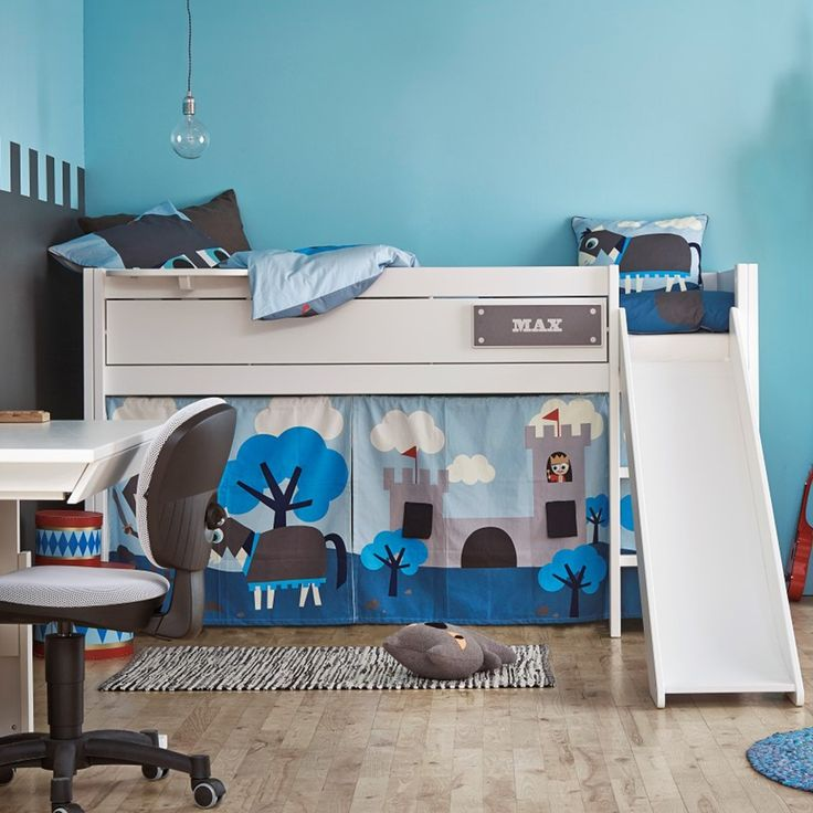 Lovely Range of Themed Children's Beds Mixing Fun, Play and Rest | Interior Sign Design