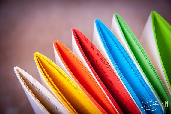 Paper Refill Midori Traveler's Notebook - Journal Refills - FauxDori Refills -  Notebook. - Choise of 28 shades