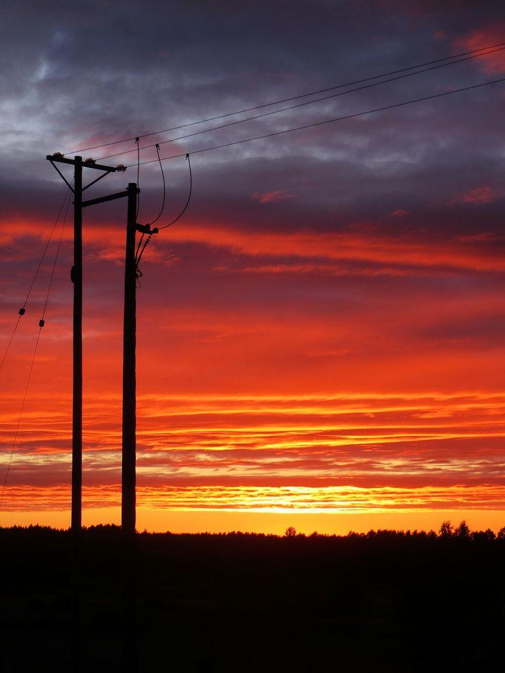 Sunsets, sunsets