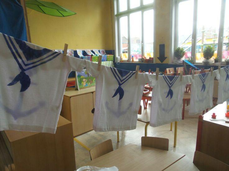 Onze matrozen tshirts zijn al klaar! #marielouiiseee