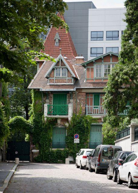 Wandering around Paris - Magda's Cauldron