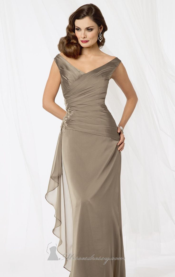 My dress!! Ordered in Ruby Red. Jordan 8001 by Jordan Caterina Collection