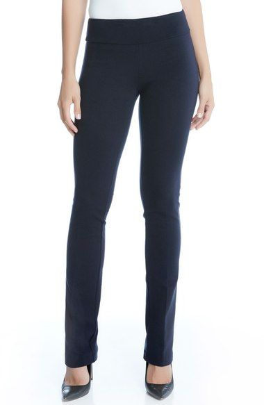 Karen Kane Ponte Knit Pants available at #Nordstrom