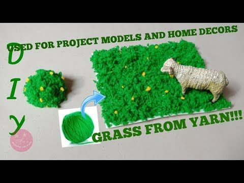 easy diy artificial grass used for home decors and school. Black Bedroom Furniture Sets. Home Design Ideas
