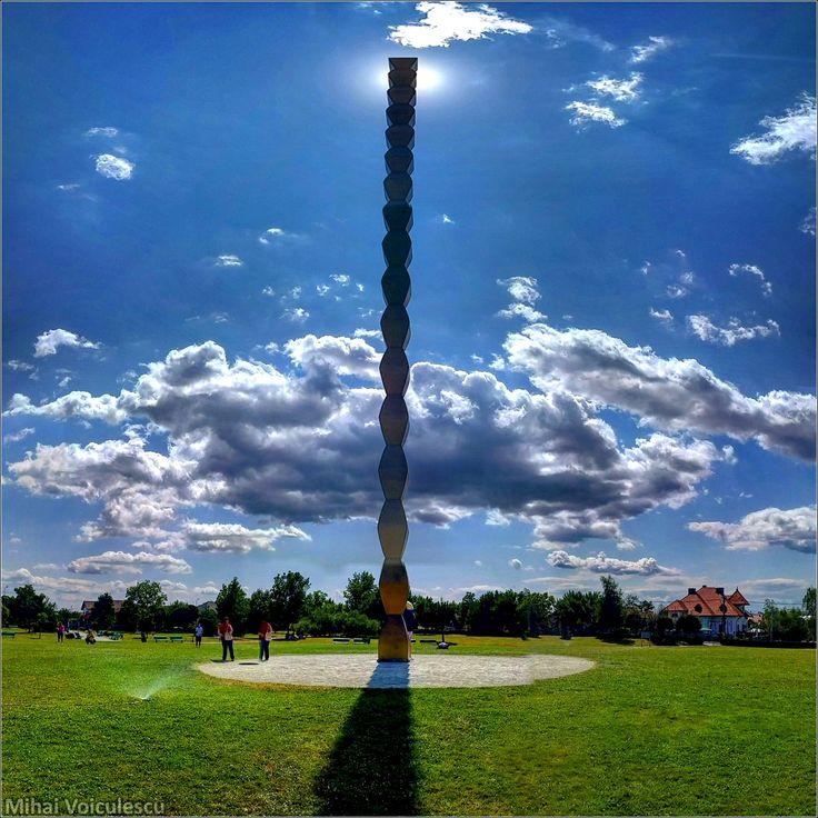 Imagini pentru coloana infinitului
