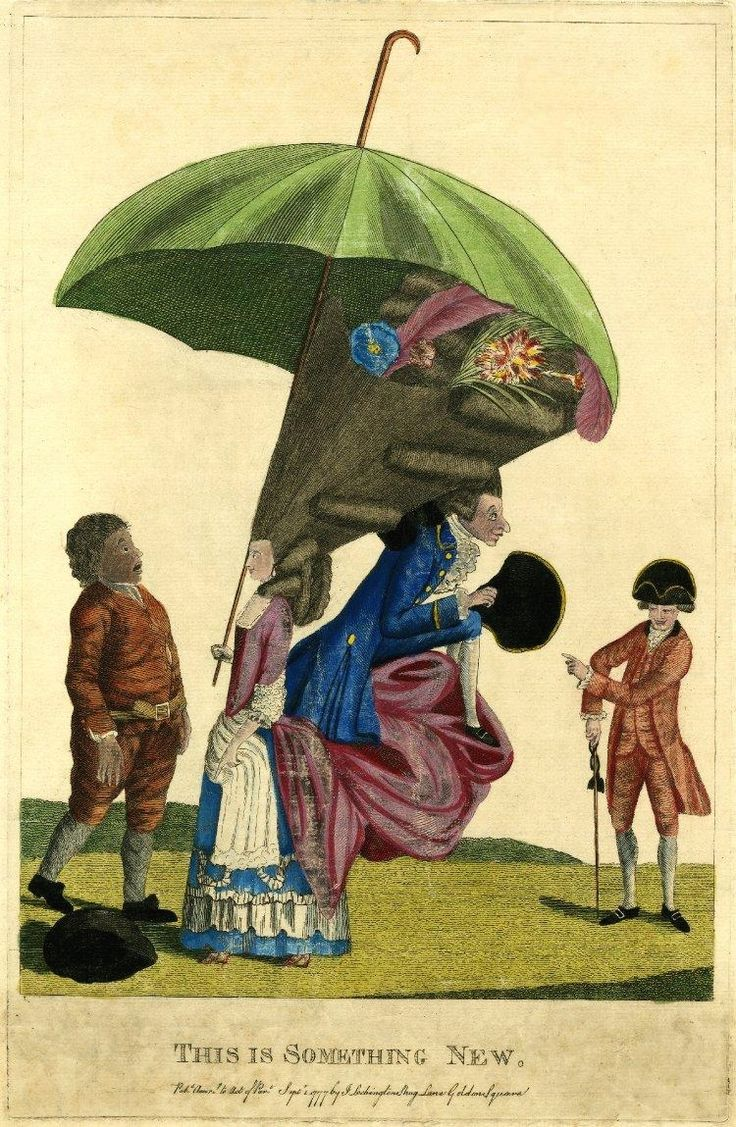 18th Century hairdos | Cartoons, Caricatures, Engravings ...