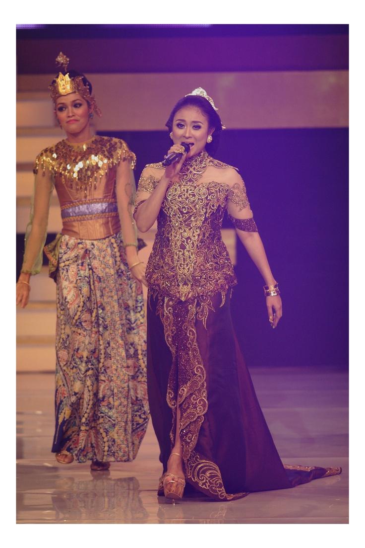 #Srutirespati #Anniversary50 #TVRI #Jakarta #beauty #java #traditional #indonesia