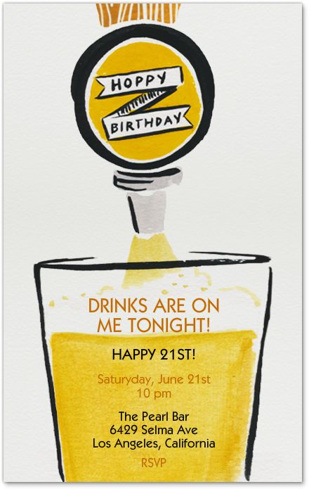 42 best birthday invitations, cards, and ideas images on pinterest, Birthday invitations