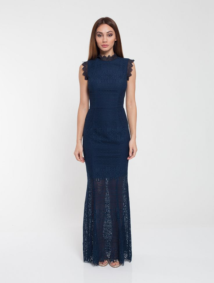 Romance The Label - Ruby Maxi Navy