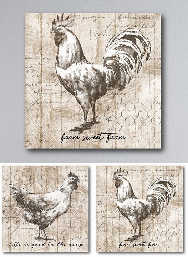Images Roosters Pinterest Rooster Decor Pinterest Rooster Kitchen Chicken Painting Rooster Painting Rooster Rooster Kitchen Chicken Decor Rooster Kitchen Decor