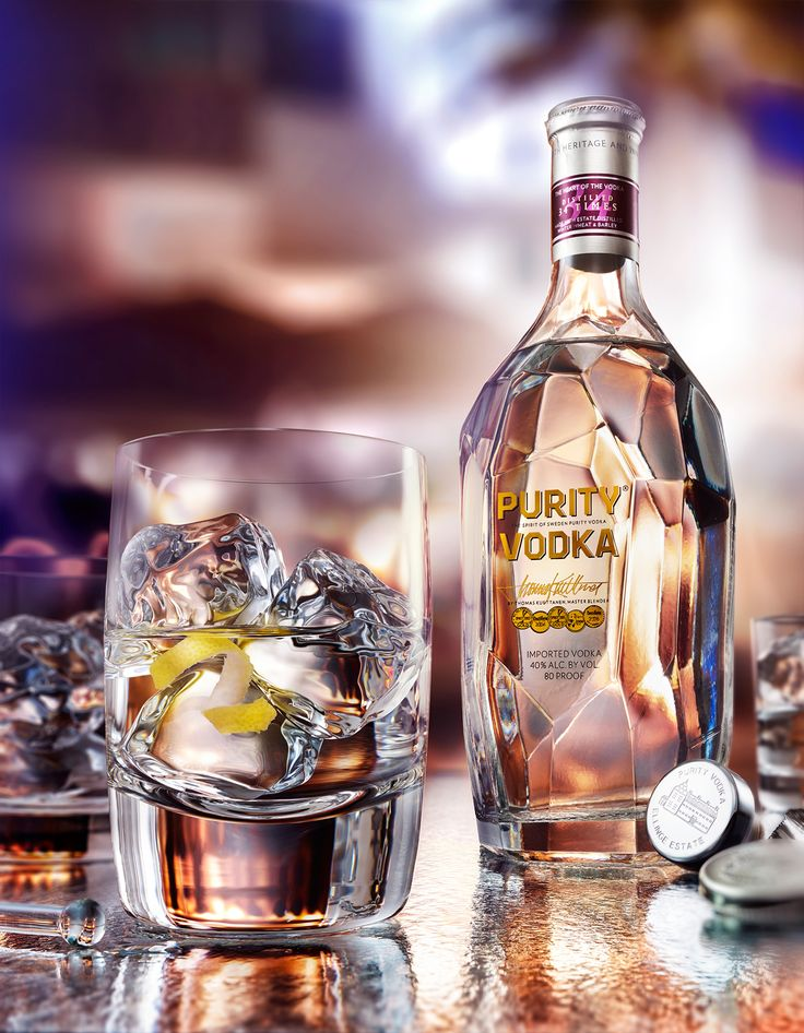 Purity Vodka photo by Greg Stroube