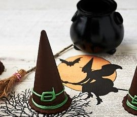 Rocky Road Witches Hats