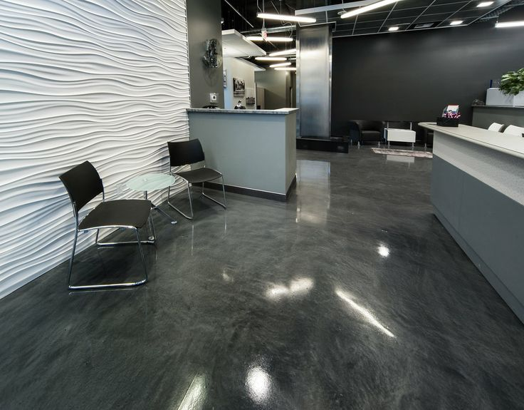 An Modern Office Space Is Not Complete Without Some Glitz And Glamour On  The Floor.