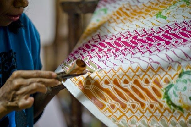 Informasi Seputar Batik: Mengenal Batik Tulis
