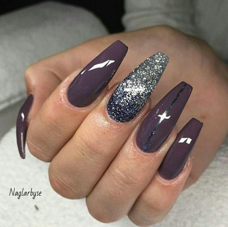 1000 ideas about diva nails on pinterest acrylic nails glitter sparkle nails and glitter - Diva nails and beauty ...