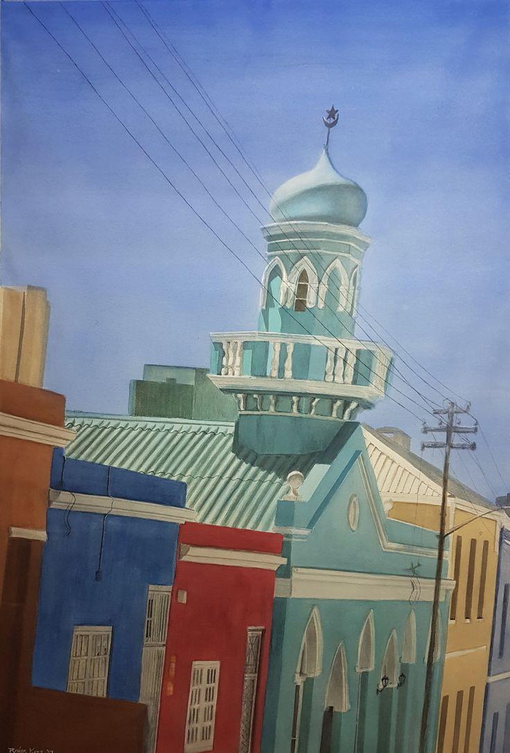 Mosque Longmarket Street Bo-kaap