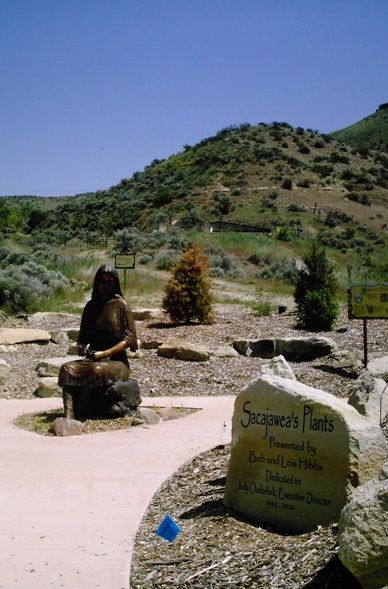 28 Best Images About All Things Sacajawea On Pinterest Idaho Statue Of And Monuments