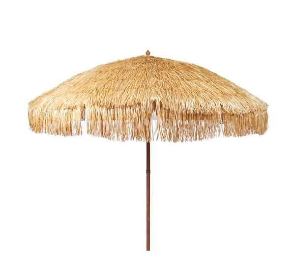 Tiki Shade Umbrella - Sales very strong.... don't miss out! | Beachkit Auckland New Zealand