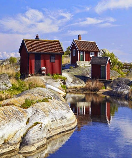 Stockholm Archipelago , Sweden - Travel Pedia
