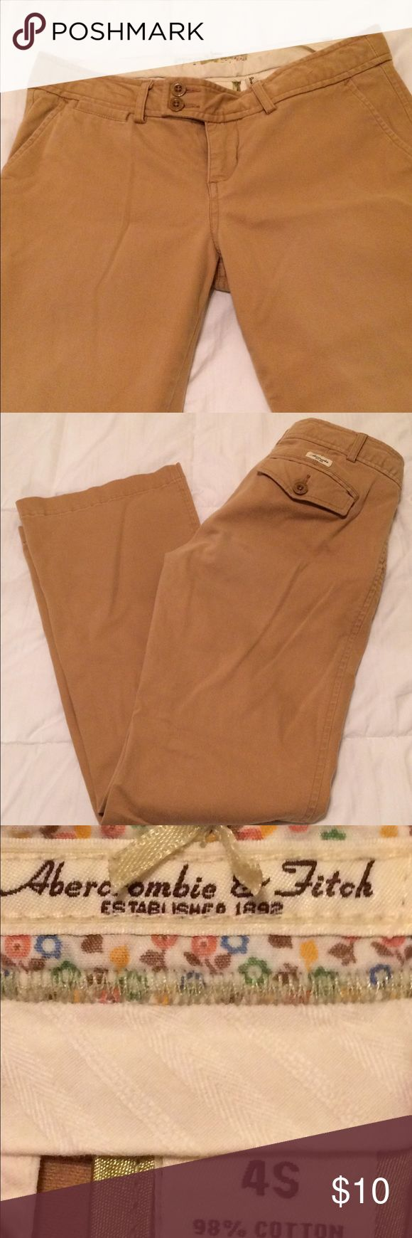 Abercrombie and Fitch Khakis Abercrombie and Fitch Khakis Abercrombie & Fitch Pants Trousers