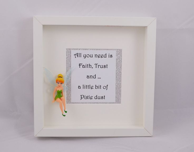 A personal favourite from my Etsy shop https://www.etsy.com/uk/listing/458836392/personalised-fairy-gift-all-you-need-is