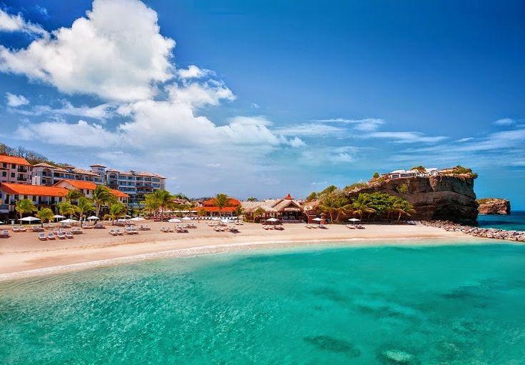 Pink Gin Beach - Sandals Resort Grenada