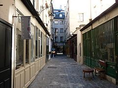 Photo de Passage Molière, Paris 03, PA00086230