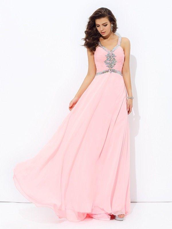 Mejores 11 imágenes de Prom en Pinterest | Vestidos de noche, Escote ...