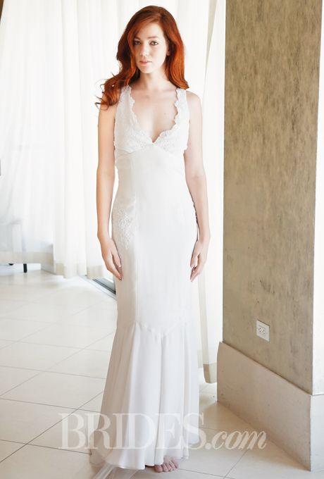 Brides: Kelima K Wedding Dresses   Spring 2015   Bridal Runway Shows | Wedding Dresses Style