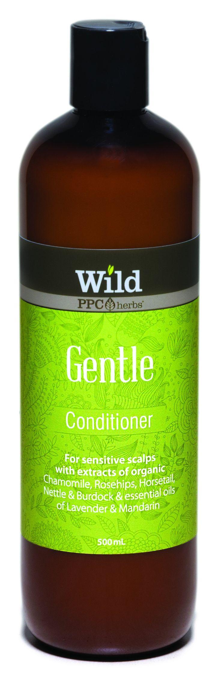 Wild PPC | Gentle Hair Conditioner for Sensitive Scalp- 500ml