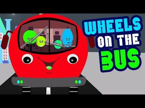 (65) Wheels On The Bus Rhymes Collection | Nursery Rhymes | Wheels On The Bus Songs | Cartoon Rhymes - YouTube