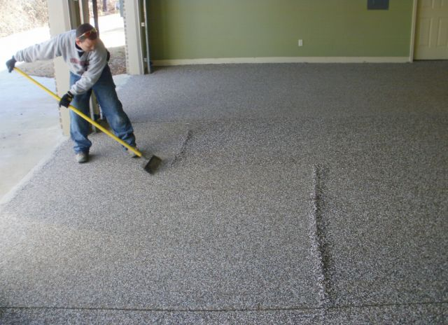 Garage Floor Epoxy Quikrete Garage Floor Epoxy Home Depot