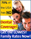If you have signed up for Obama Care then you know that Obama Care doesn't include Dental and Vision. But no worries I can help you get dental for an affordable price for only $19.95 a month per household, Dental package includes vision, prescription and chiropractic. For an individual dental package for only $14.95 a month. For more information please visit http://www.everyonebenefits.com/whteflwer or simply email me at email@whteflwerbenefitsandcareers.com