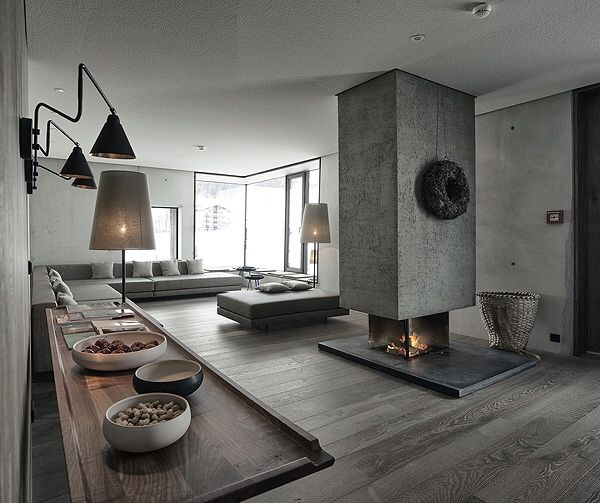 Charming hotel wiesergut in austria hotel design for Design ximen hotel blog