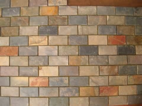 3x6 subway tile mixed color backsplash patterns - - Yahoo Image Search Results