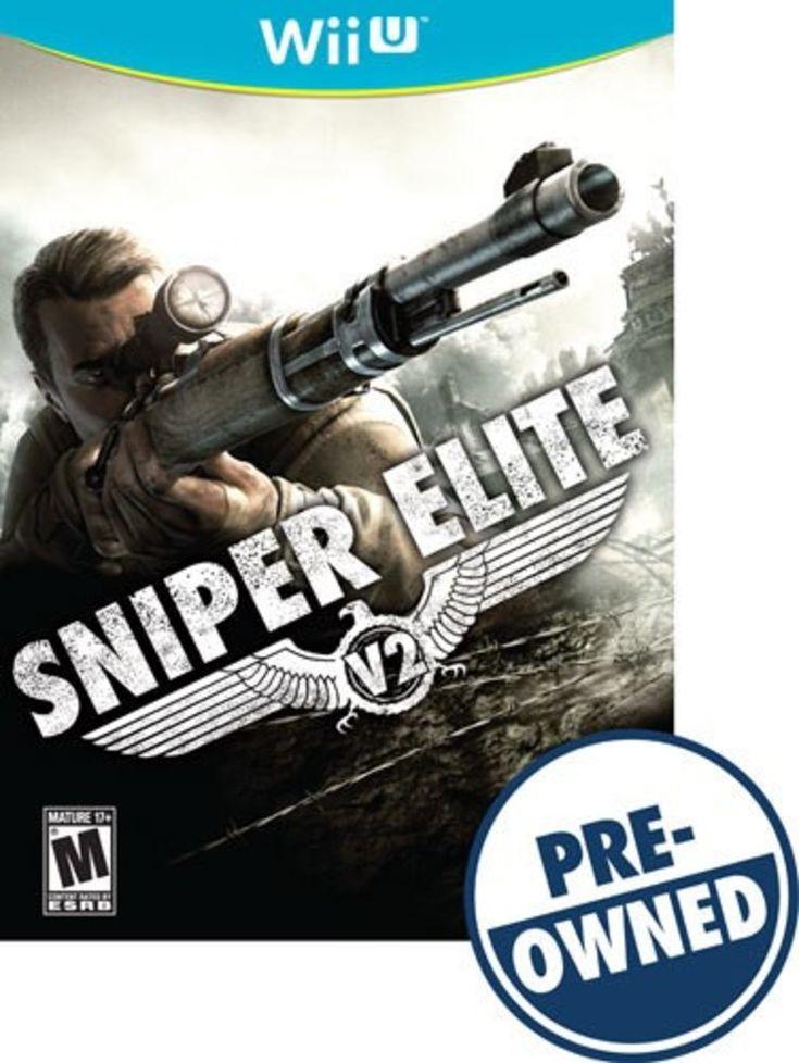 Sniper Elite V2 - PRE-Owned - Nintendo Wii U
