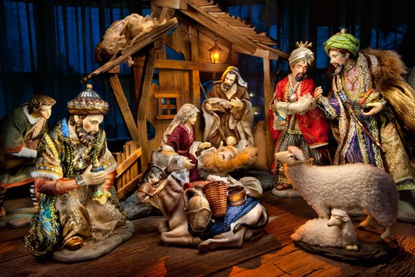 Nativity on pinterest stables caves and christmas nativity