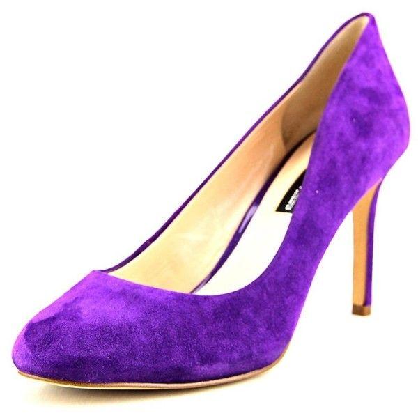 25 best ideas about purple high heels on high