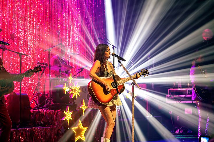 Kacey Musgraves Played to a sold out O2 ABC Glasgow last night x