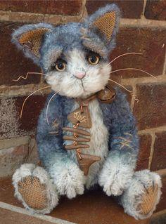 Jinx by Paula Drage of The Artful Fox