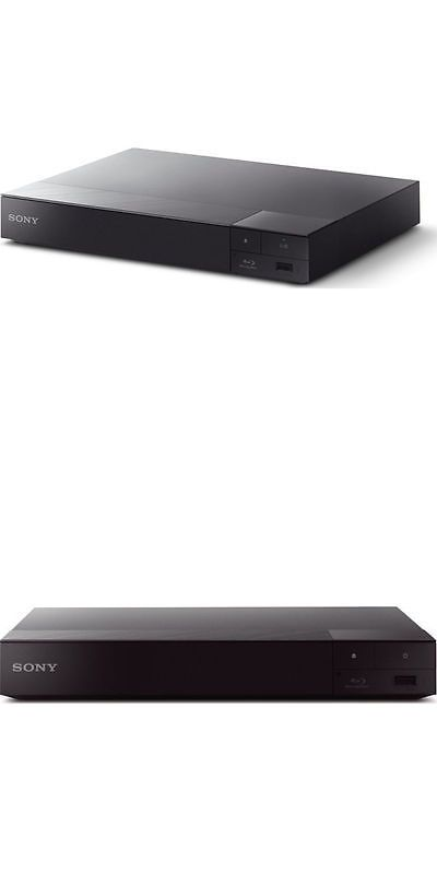 DVD and Blu-ray Players: Nib Sony Bdp-S6700 4K Upscaling 3D Streaming Blu-Ray Disc Player BUY IT NOW ONLY: $109.2