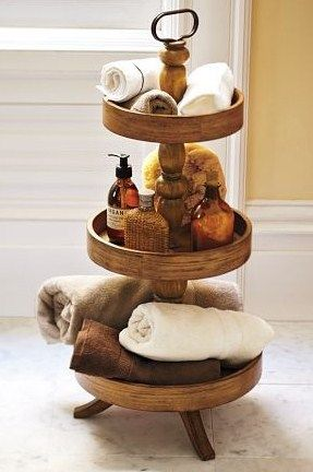 how to decorate a 3 tier stand - Google Search